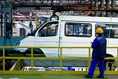 """""""ГАЗ"""" перешел на четырехдневную неделю из-за падения спроса на коммерческий транспорт"""