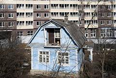 Депутаты подготовили проект о возможности сноса домов при нарушении прав соседей