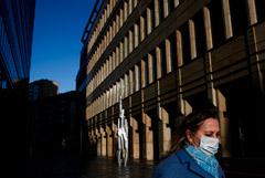 22% россиян заявили, что очень боятся заразиться коронавирусом