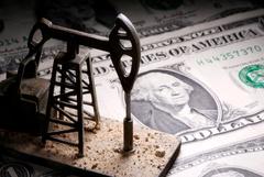 Майские фьючерсы на WTI завершили торги на уровне минус $37,63 за баррель