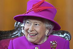 Королеве Елизавете II исполнилось 94 года