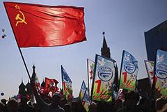 Российские профсоюзы перенесут первомайские демонстрации в интернет