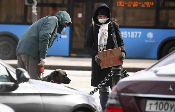 Безработица в Москве за три недели выросла на 45%