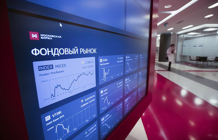 Акции МосБиржи обновили максимум почти за 2 года