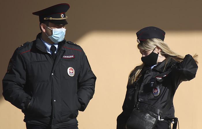 За сутки в Москве составили более 1,4 тыс. протоколов о нарушении режима самоизоляции