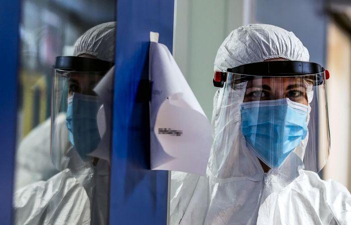 Число жертв коронавируса в Италии превысило 25 тысяч