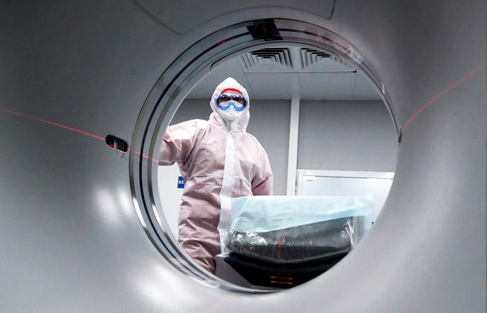 Собянин констатировал нарастание проблемы заболеваемости коронавирусом в Москве