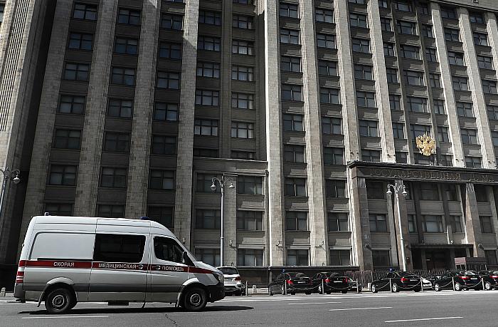 Водители нескольких депутатов Госдумы заразились коронавирусом