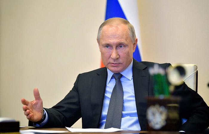 Путин продлил режим нерабочих дней в России до 11 мая