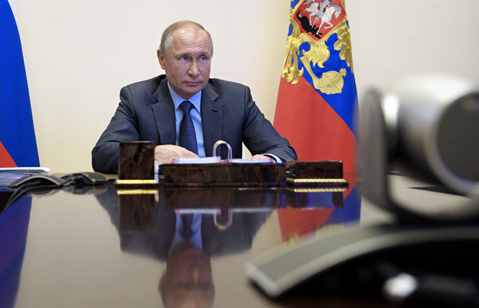 Песков анонсировал большое выступление Путина в рамках совещания с регионами