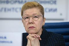 Мизулина сообщила о своем запросе в Генпрокуратуру по поводу слухов о ее гражданстве