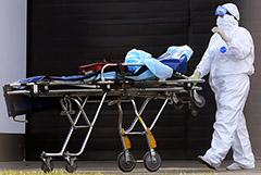В Минздраве раскрыли данные по смертности пациентов с коронавирусом, попавших на ИВЛ