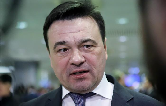 Губернатор Подмосковья сообщил о выходе региона на плато по коронавирусу