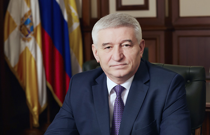 Умер мэр Ставрополя Андрей Джатдоев