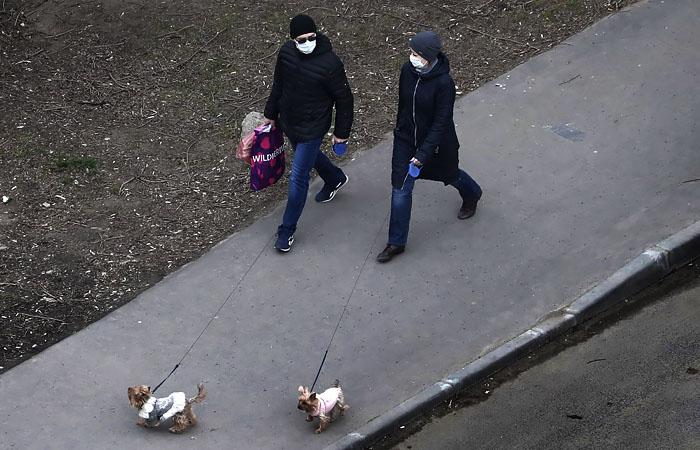 Ношение медицинских масок в Подмосковье станет обязательным