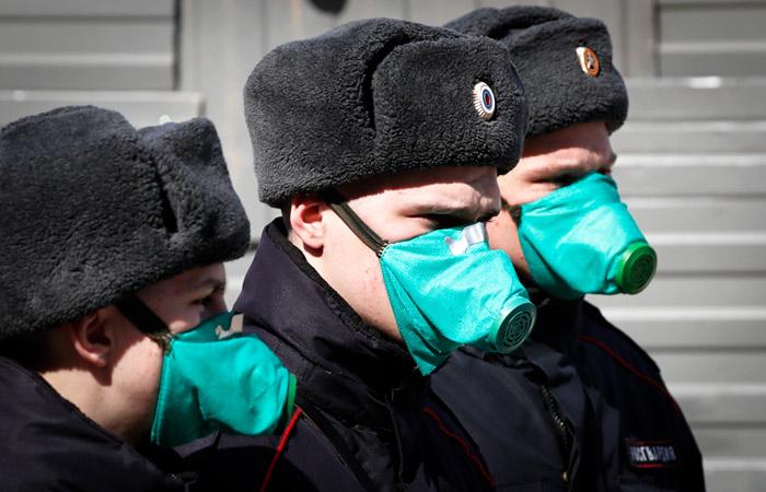 МВД РФ не согласилось с сообщениями о росте уличной преступности в период COVID-19