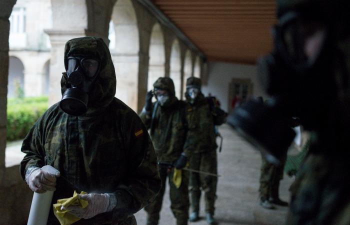 В Испании от коронавируса умерли уже более 25 тысяч человек