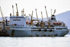 После взрыва на крупнейшем в РФ плавзаводе возбуждено уголовное дело
