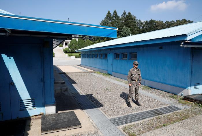 Южная Корея сообщила о выстрелах в пост охраны на границе с территории КНДР