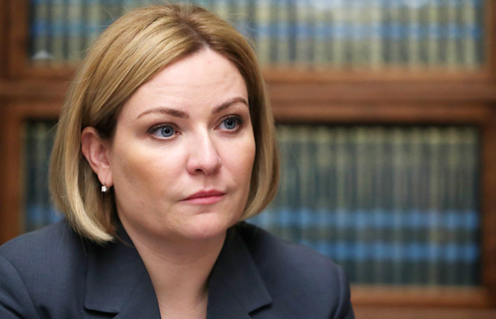 Министр культуры РФ Любимова заболела коронавирусом
