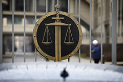 Суды смогут возобновить работу с 12 мая, если позволит ситуация с COVID-19 в регионе