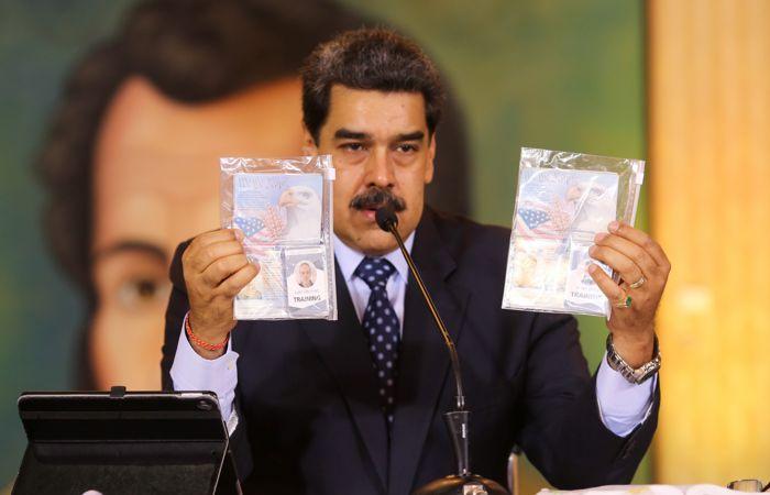 WP узнала о контракте венесуэльской оппозиции с Silvercorp USA на свержение Мадуро