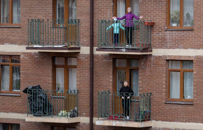 Режим самоизоляции в Подмосковье продлен до 31 мая