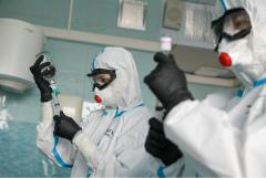 За сутки в России зарегистрированы еще 10 817 случаев COVID-19