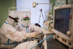 Трехдневная девочка заразилась коронавирусом в Тамбовской области