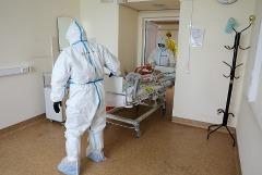 Голикова заявила, что уровень смертности от COVID-19 в России в 7,4 раза ниже мирового