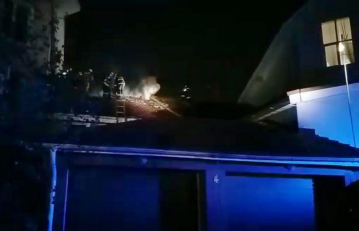 Тело десятого погибшего найдено на месте пожара в хосписе в Красногорске