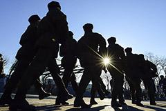 Более чем у 1700 российских военных выявлен коронавирус