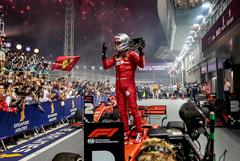 """Четырехкратный чемпион """"Формулы-1"""" Феттель покинет Ferrari после сезона"""