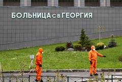 Аппарат ИВЛ в больнице Петербурга, где погибли пять пациентов, загорелся на глазах у врача