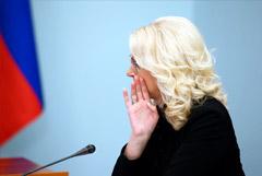 Голикова отвергла обвинения в занижении данных по смертности от коронавируса