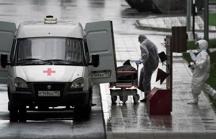 В мэрии Москвы опровергли утверждения о занижении смертности от коронавируса