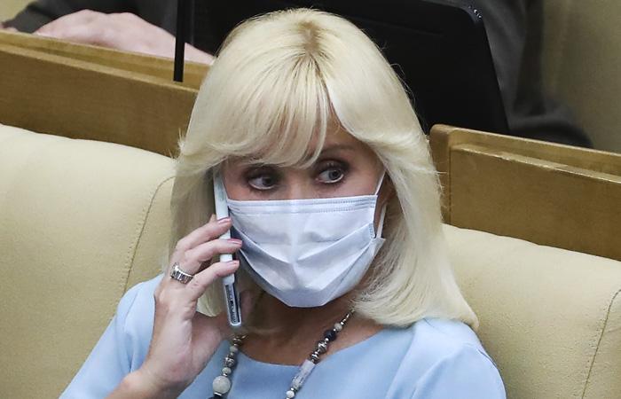 Оксана Пушкина заразилась коронавирусом