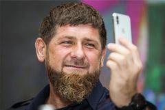 Аккаунт Кадырова в Instagram снова заблокировали