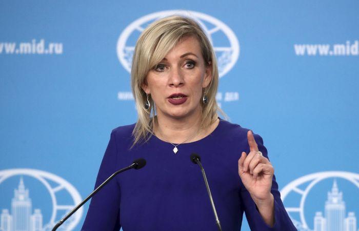 Захарова прокомментировала призыв Баку к Еревану провести обмен пленными по схеме «всех на всех»
