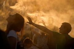Лето в России будет жарким с периодами похолодания