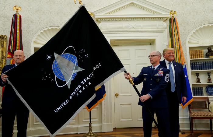 Трамп сообщил о разработке в США ракеты, в 17 раз превышающей скорость звука