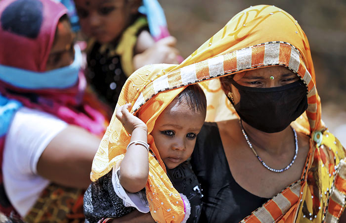 В Южной Азии ухудшилась ситуация с коронавирусом