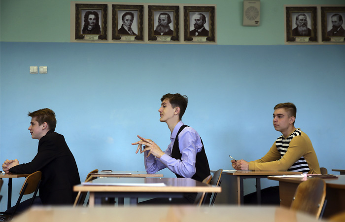 ЕГЭ по русскому языку проведут в два дня из-за коронавируса