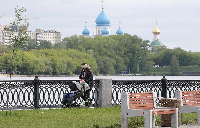 Синоптики назвали майские холода в Москве аномальными