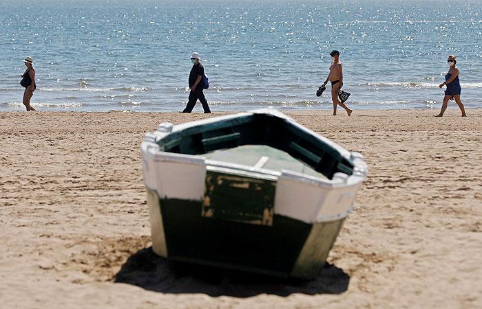 Испания откроется для иностранных туристов в июле