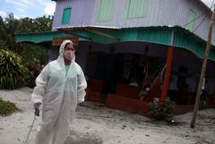 Бразилия обогнала Россию по числу выявленных случаев COVID-19