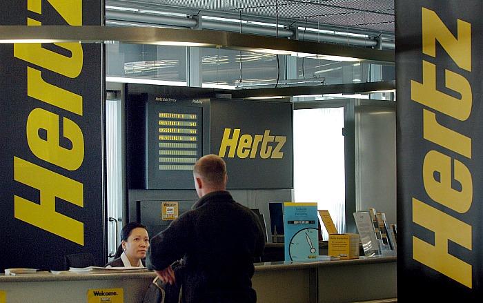 Крупнейший сервис по прокату автомобилей Hertz объявил о банкротстве