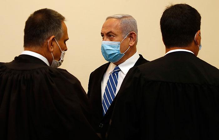 Нетаньяху попросил суд по его делу транслировать по телевидению