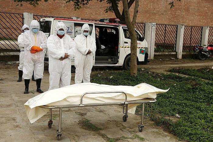 Число жертв коронавируса в мире превысило 342 тыс. человек