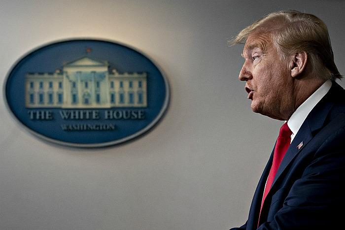 Трамп заявил, что Путин не хочет его переизбрания